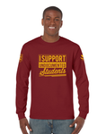 Magis Long Sleeve Shirt - JesuitSwag