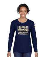 Magis Women's Long Sleeve Shirt - JesuitSwag