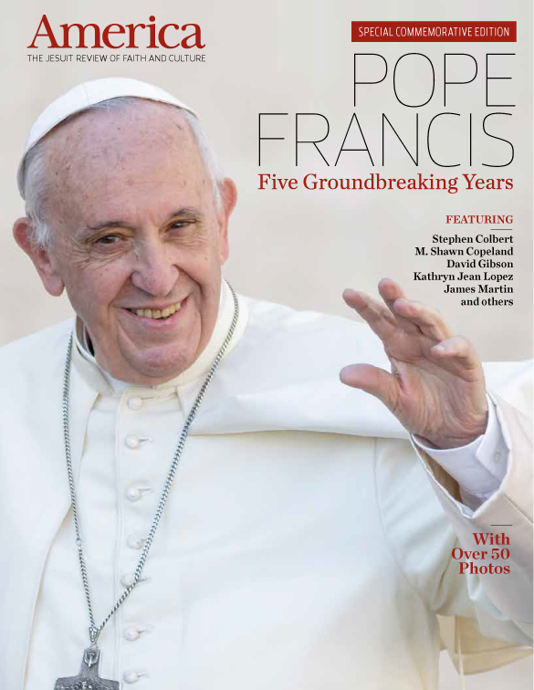 Pope Francis - Five Groundbreaking Years - JesuitSwag