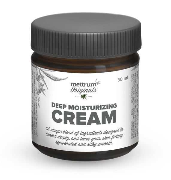 Deep Moisturizing Cream - Mettrum Originals