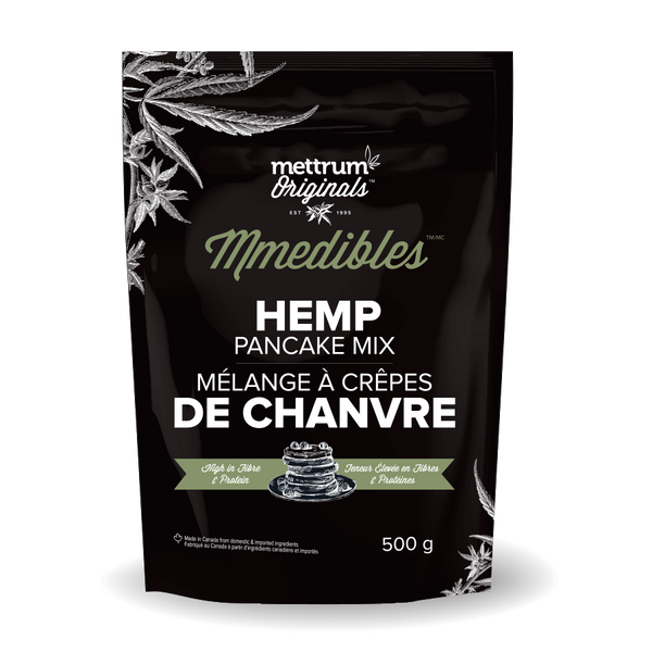 Mmedibles | Hemp Pancake Mix