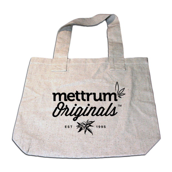 Hemp Tote Bag - Mettrum Originals