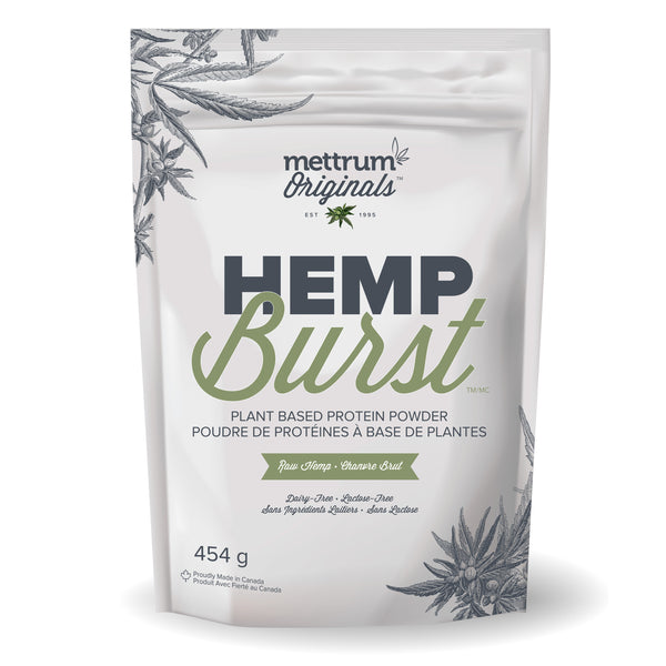 Protein & Fibre Powder | Raw Hemp