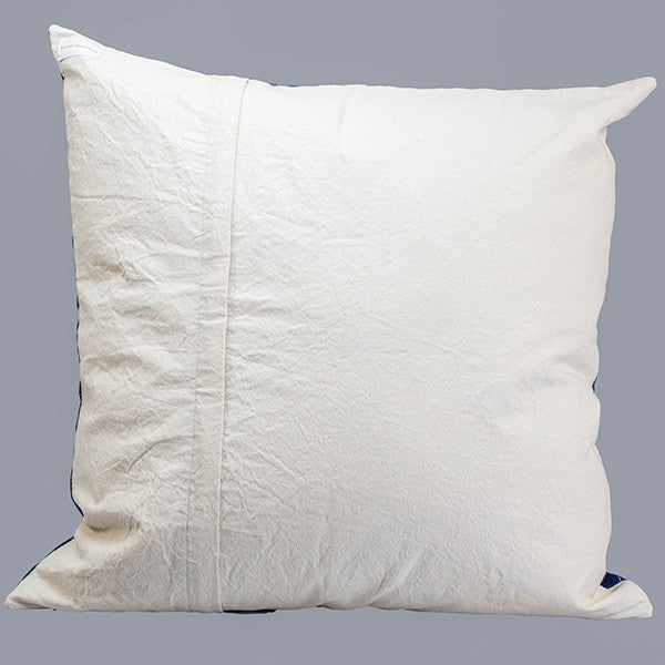 Indigo Iris Corte Pillow