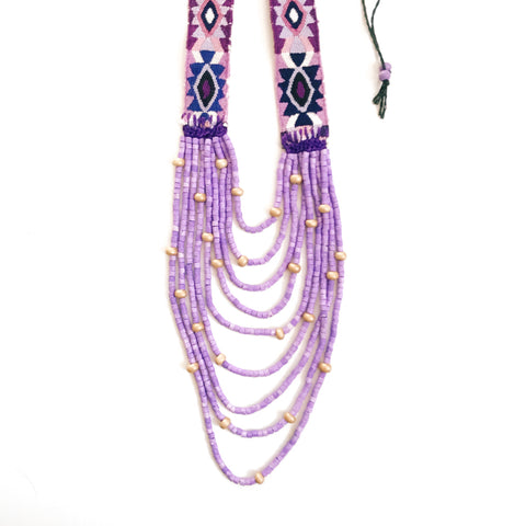 Huipil Necklace Antibes