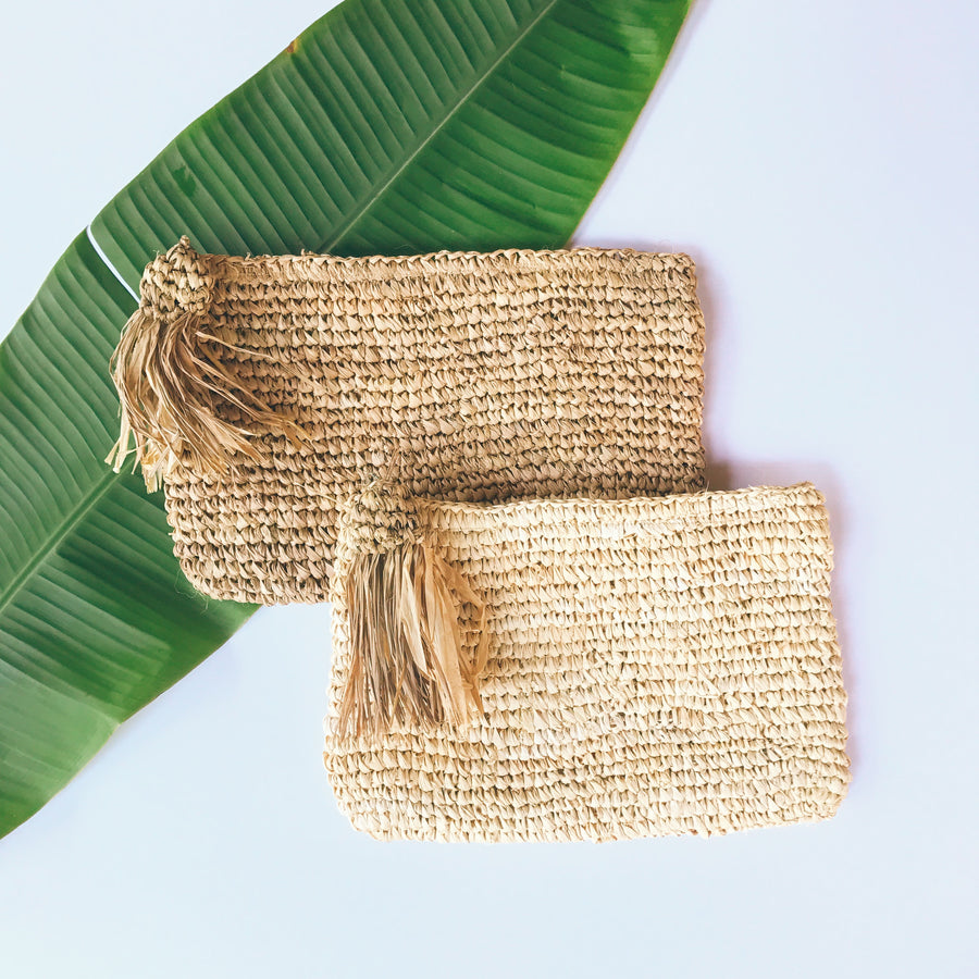 Muse Clutch Natural