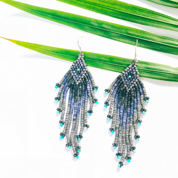 Beaded Earrings ~ Encanta