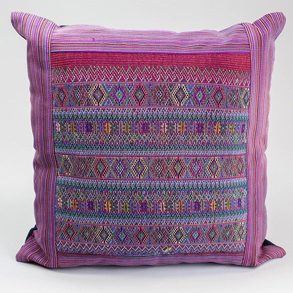 Santiago Huipil Pillow