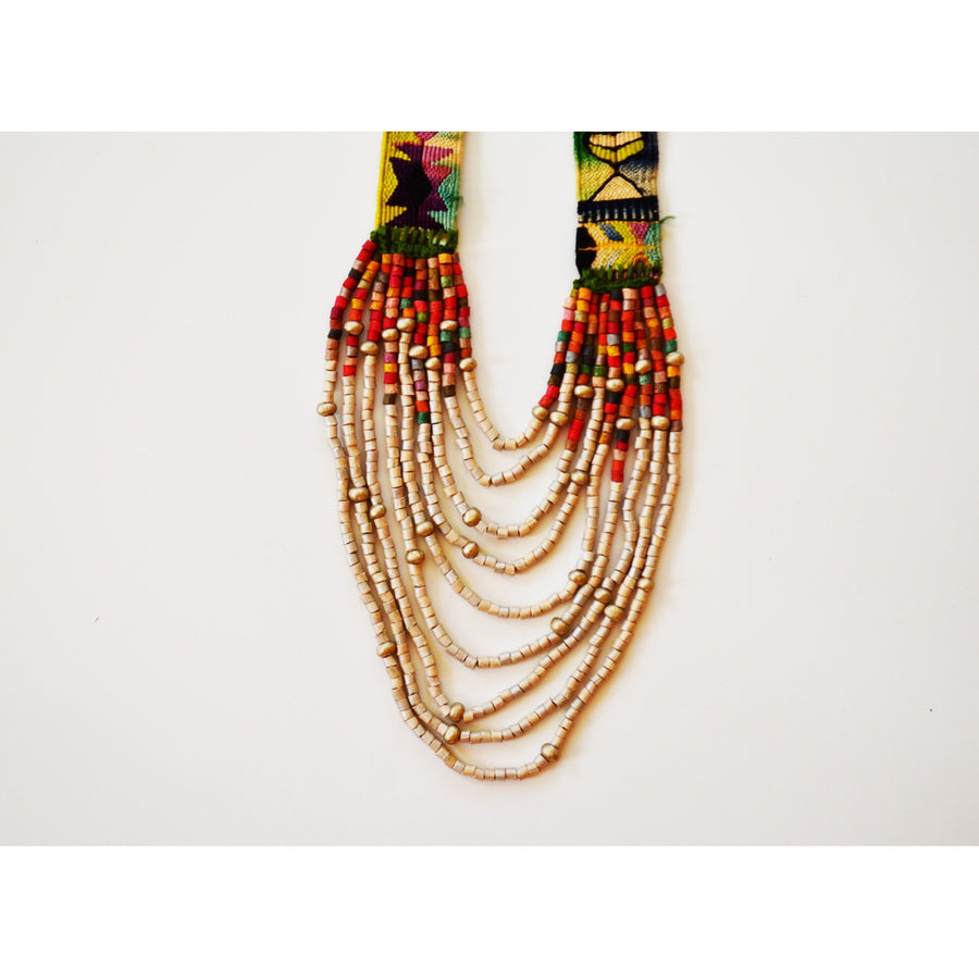 Huipil Necklace Isla