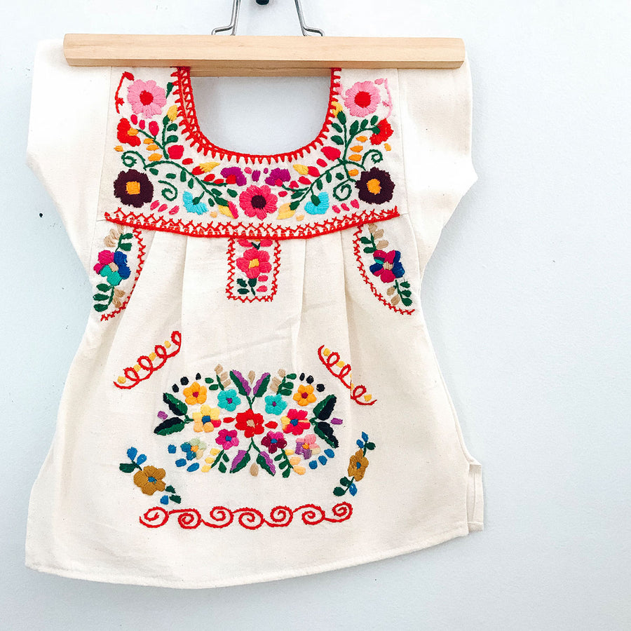 Kids La Flor Dress ~ Chloe Size 1