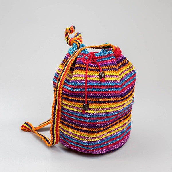Bahia Bucket Bag Multi