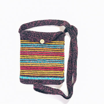 Crochet Crossbody Multi
