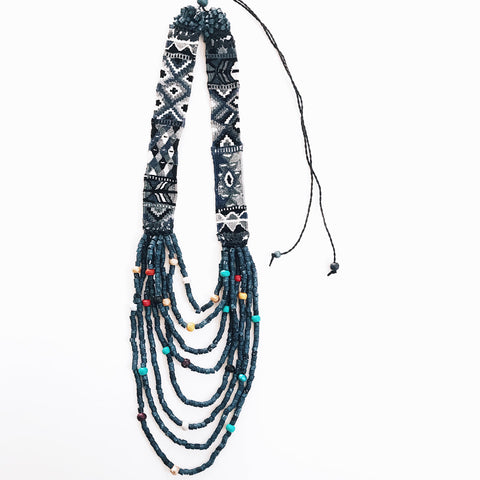Huipil Necklace Oceania