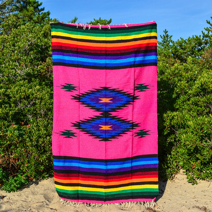 Moonlight Blanket Pink