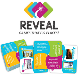 New Jewish Card Game: Reveal Israel!