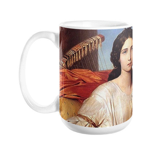 queen esther mug