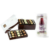 36 Chocolate Truffles Purim Gift Box (FREE SHIPPING)