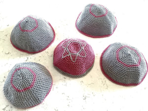 Wedding Kippah for Groom and Wedding Party