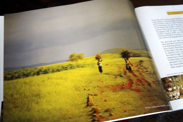 Your Story, Our Sipur Coffee Table Book