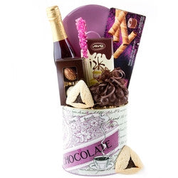 Ultimate Chocolate Lover's Mauve Tin