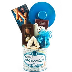 Ultimate Chocolate Lover's Teal Tin