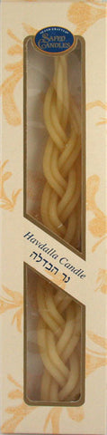 Havdalah Candle - Natural