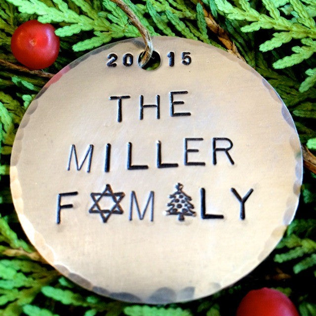 Family Ornament