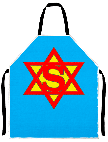 Super Jew Apron