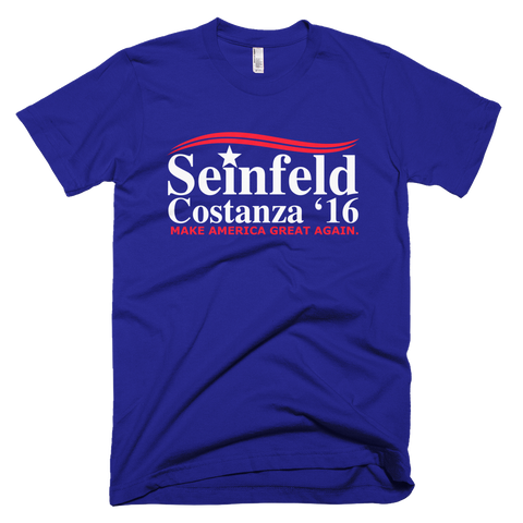 Seinfeld Costanza 2016 Make America Great Again—Men's T-Shirt
