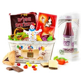 Clown Purim Food Basket (FREE SHIPPING)