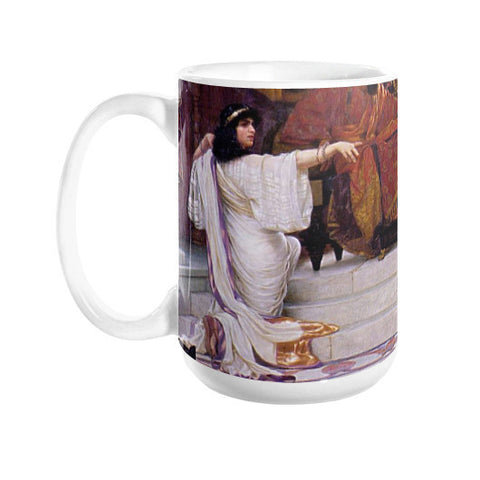 Esther Denouncing Haman Mug