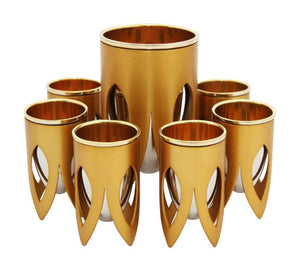 gold-kiddush-cup-set