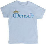 Mensch Toddler Shirt-Many Colors