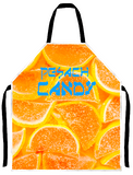 Orange Pesach Candy Apron