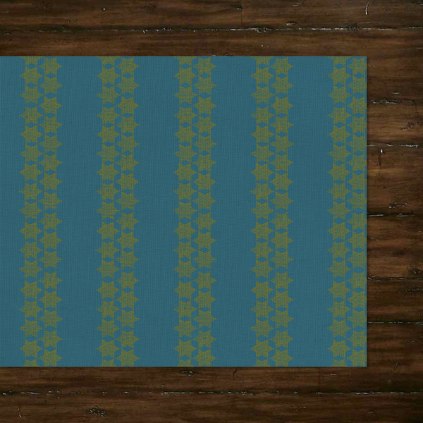 Hanukkah Table Runner