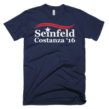 Seinfeld Costanza 2016 Presidential Election Men's Shirt