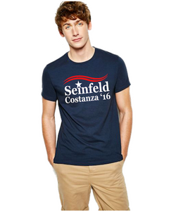 Seinfeld Costanza 2016 Presidential Campaign Tee Shirt
