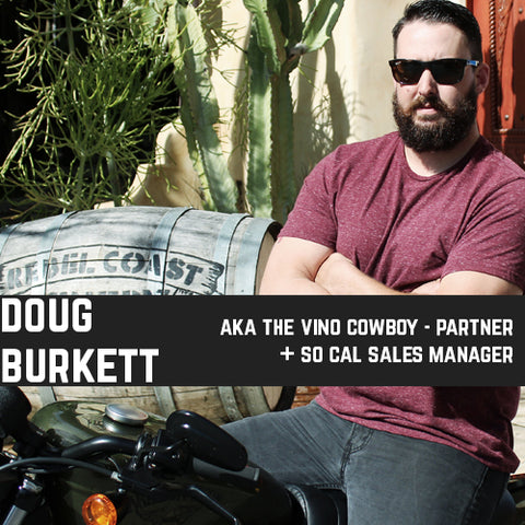Doug Burkett, Rebel Coast Winery