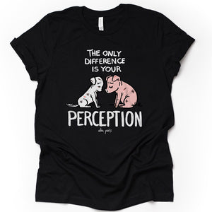 """Perception"" Short Sleeve T-Shirt"