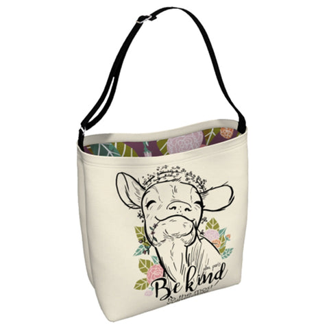 """Be Kind"" Adjustable Shoulder Bag"