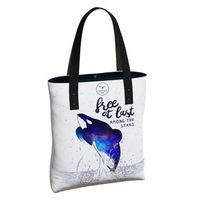 """Free at Last"" Urban Tote Bag"