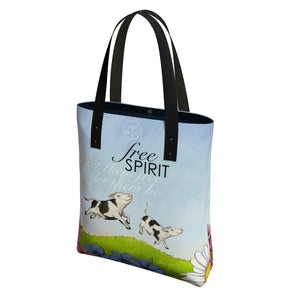 """Free Spirit"" Urban Tote Bag"