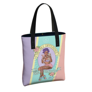 """Pinup Perception"" Urban Tote Bag"