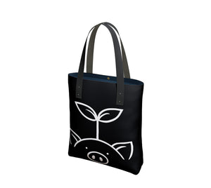 """Plant Seeds"" Urban Tote Bag"
