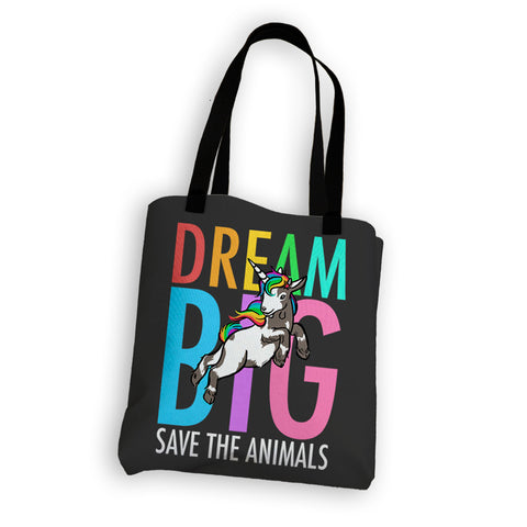 """Dream Big"" Tote Bag"