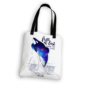 Free at Last Tote Bag