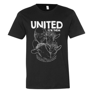 "LIMITED EDITION ""United for Them"" Unisex Short Sleeve T-shirt"