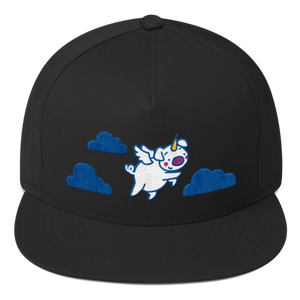 """Pig Unicorn"" Cap"