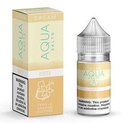 Aqua Cream eJuice SALT - Vortex - 30ml