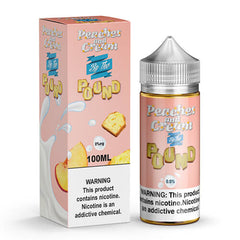 By The Pound E-Liquid - Peaches and Cream - 100ml